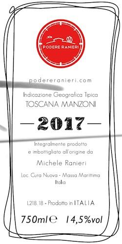 Podere Ranieri Solo Manzoni 2017