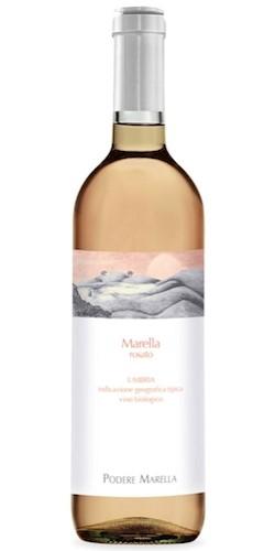 Podere Marella Marella rosato IGT Umbria 2017