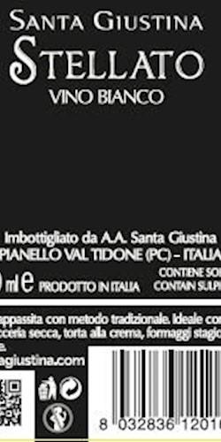 Santa Giustina STELLATO 2016