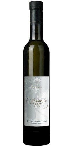 """Stramaret Vino passito """"el vin de me jeia"""" senza solfiti aggiunti 2014"""