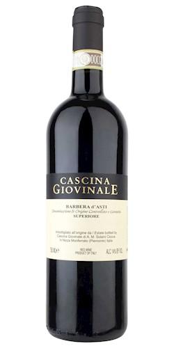 CASCINA GIOVINALE Barbera d'Asti Superiore DOCG 2013