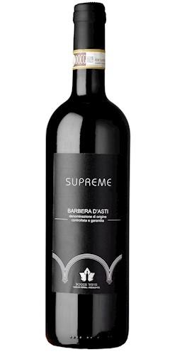 Boggero- Bogge Wine  Barbera D'Asti Supreme 2018