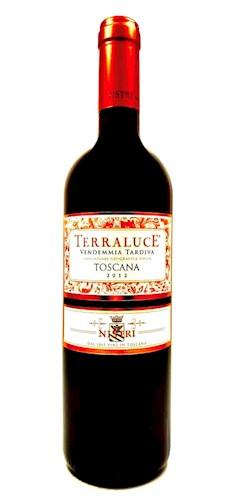 """Nistri Dal 1865 Vini in Toscana """"TERRALUCE"""" Vendemmia Tardiva 2012"""