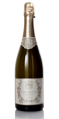 CANTINA LAGERTAL TRENTO DOC - EXTRA BRUT Metodo Classico 2015