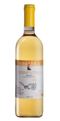 Serraiola Wine Vermentino 2019