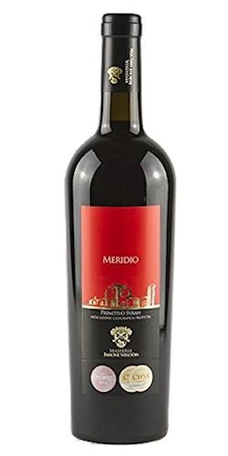 """Masseria Barone Melodia VINO ROSSO PRIMITIVO & SYRAH """"MERIDIO""""  2015"""